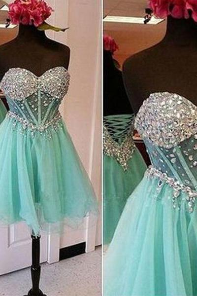 Homecoming Dresses, Homecoming Dresses 2018, Beading Homecoming Dresses, Sweetheart Homecoming Dresses, Short Homecoming Dresses, Short Prom Dresses, Short Party Dresses, Prom Dresses, Cocktail Dresses